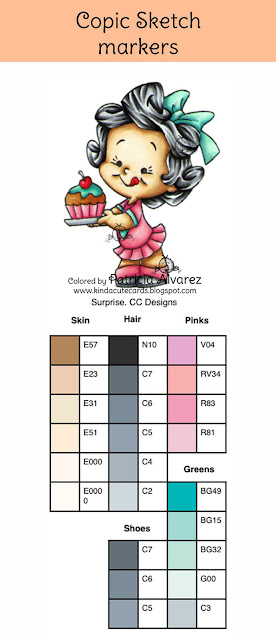 copic markers color chart for cc designs
