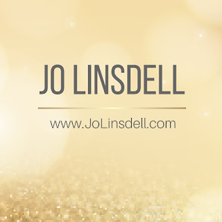 Logo for Jo Linsdell