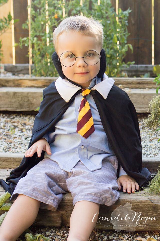 Fofura: Pais transformam filhos no Harry Potter e em uma mandrágora blog fala berenice