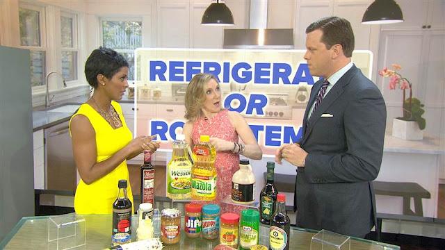 22 Foods Never Refrigerate