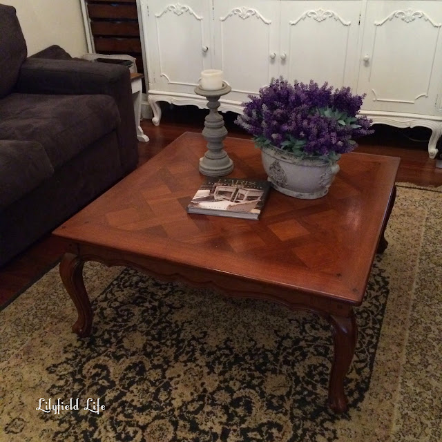 Lilyfield Life french provincial coffee table