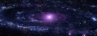 Andromeda Galaxy in Ultraviolet