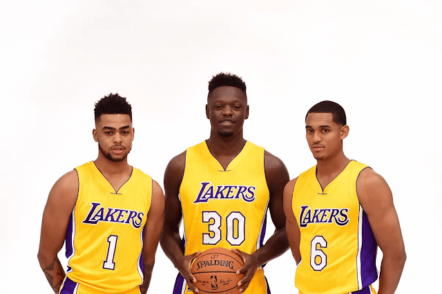 Lakers Team - Julius Randle
