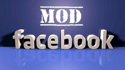 Kumpulan MOD Facebook apk Terbaru Untuk Android