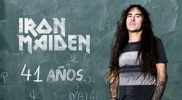 Iron Maiden evolución