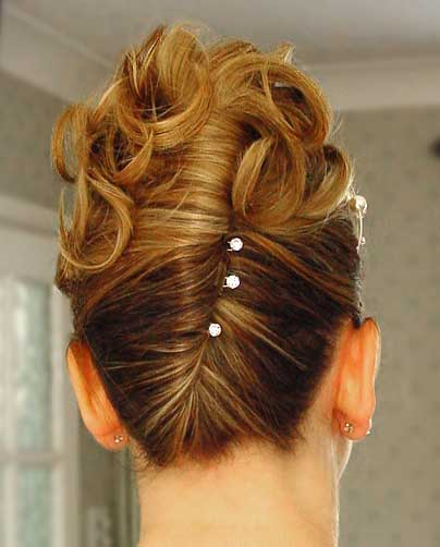 Hair Wallpapper Short Updo Hairstyles For Prom