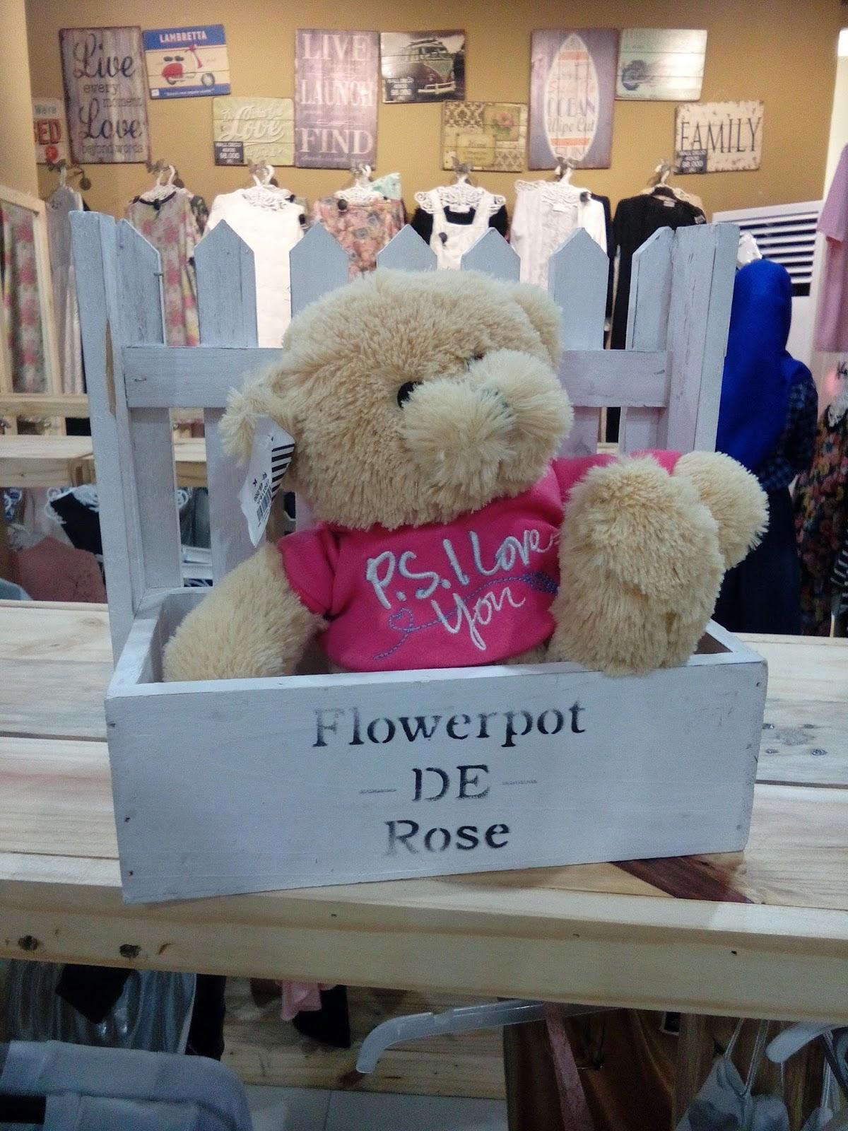teddy bear Jolie Jogja Wirobrajan