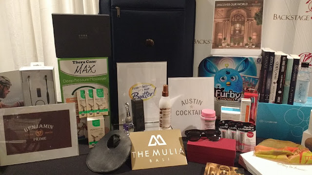 Backstage Creations Gifting Suite provides relaxation and luxury during Emmy weekend