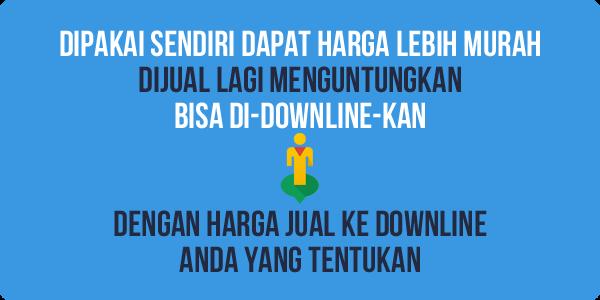 Bisnis Pulsa Termurah MarketPulsa.org