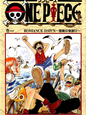 One Piece [Capítulos 936/??] [Manga] [PDF] [Español] [Mega]