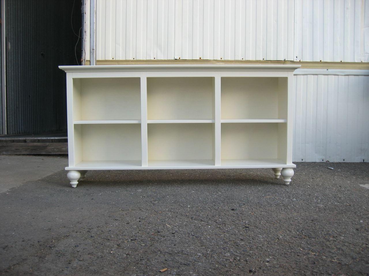 Pine Tree Bookshelf