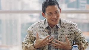 Bisnis-bisnis Sandiaga Uno yang Menjadikannya Salah Satu Orang Terkaya
