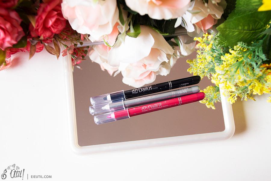 Lápis Fashion para Olhos Shine - Dailus