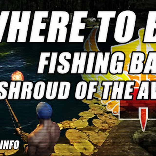 SotA  Fishing • Where To Buy Fishing Bait In Shroud Of The Avatar Release 32