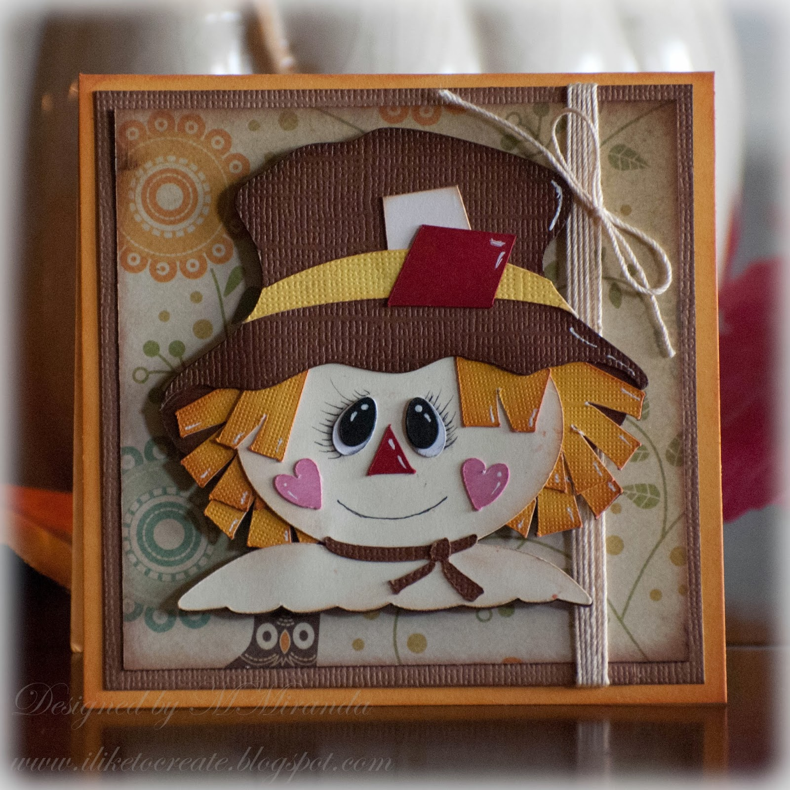 http://iliketocreate.blogspot.com/2013/11/sweet-scarecrow.html