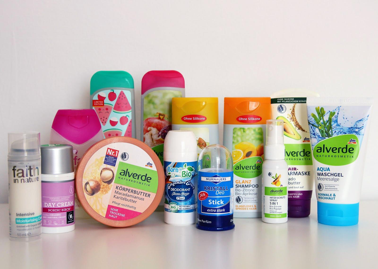Kosmetika - certifikáty, složení