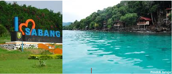 Tourism Object In Sabang Island