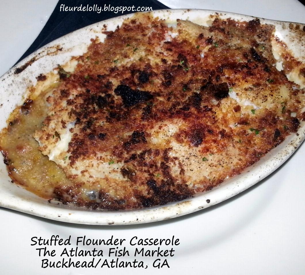 Fleur de lolly dining out buckhead atlanta ga the for The fish market atlanta