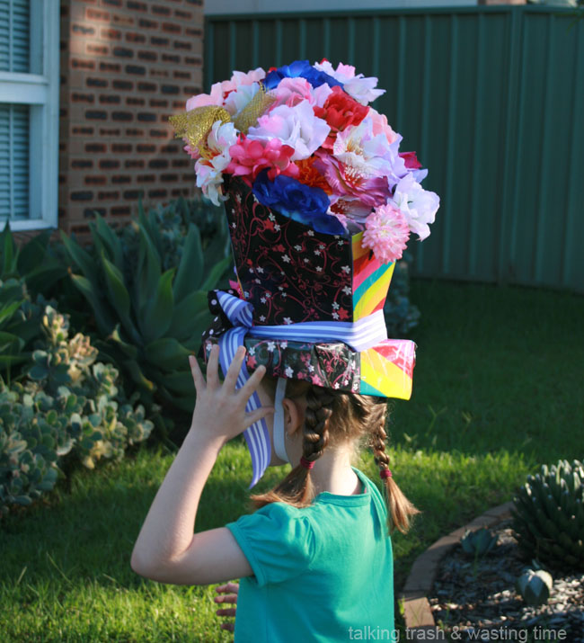 DIY Easter Hat Parade Ideas