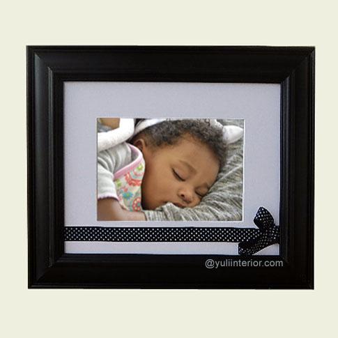 Polka Dot Design Handmade Picture Frames in Port Harcourt, Nigeria