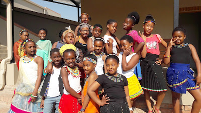 Heritage day Traditional clothing
