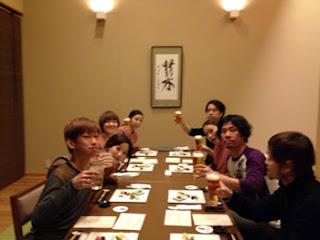 熊野倶楽部の夕食