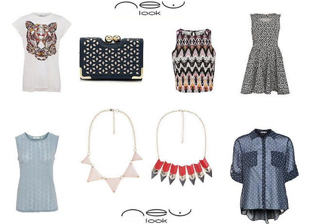 New Look Geometric Fashion