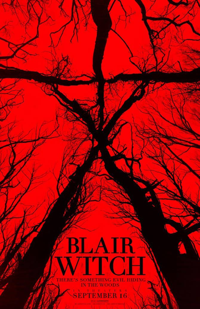 an analysis of the horror movie the blair witch Viral marketing campaigns for horror movies from the blair witch project ( 1999)  publish your bachelor's or master's thesis, dissertation, term paper or  essay.