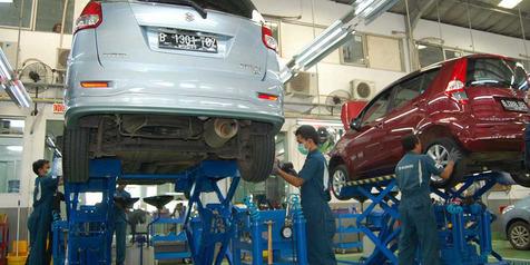Orang Indonesia Mulai 'Lalai' Servis Mobil