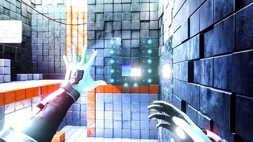 Q.U.B.E. 2 Gameplay