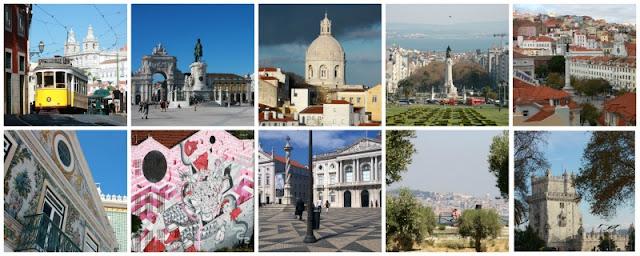 Top 10 Instagram Spots in Lisbon