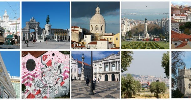 Top 10 Instagram Spots in Lisbon
