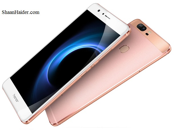 Huawei Honor V8 : Full Hardware Specs,Features and Price