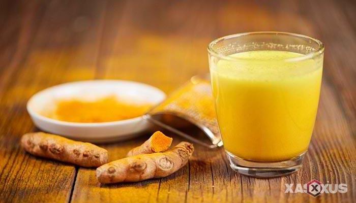 Minuman untuk diet alami dan cepat - Kunyit asam (kunir asem)