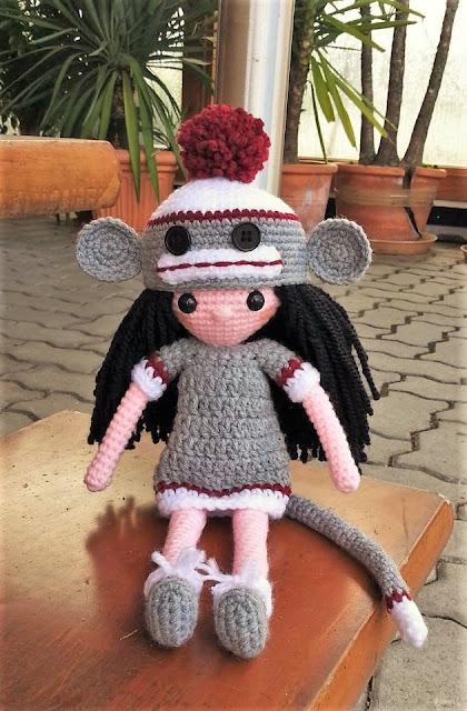 Best Amigurumi Monkey Products on Wanelo | 640x420