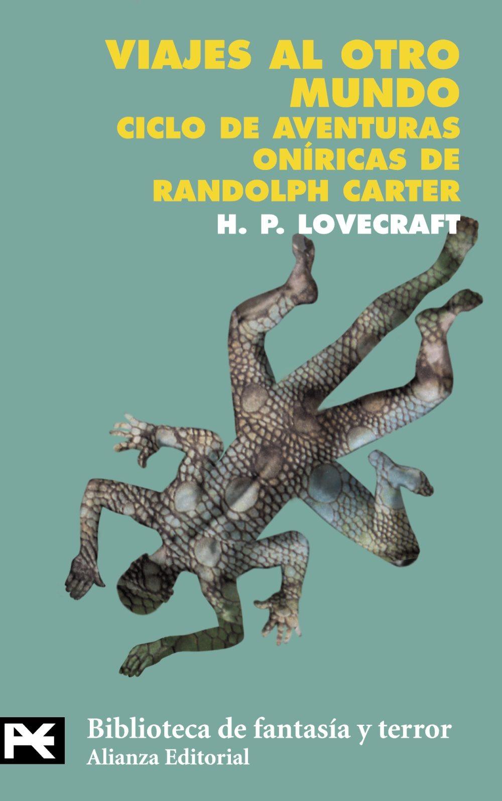 Ciclo de aventuras oníricas de Randolph Carter