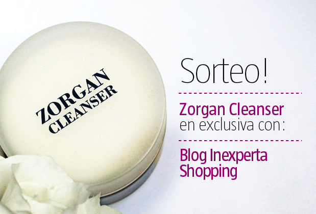Sorteo Zorgan Cleanser