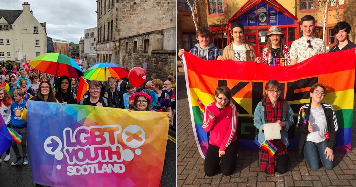 Scotland Is The First Country To Guarantee LGBTQ Issues Be Taught In Schools!