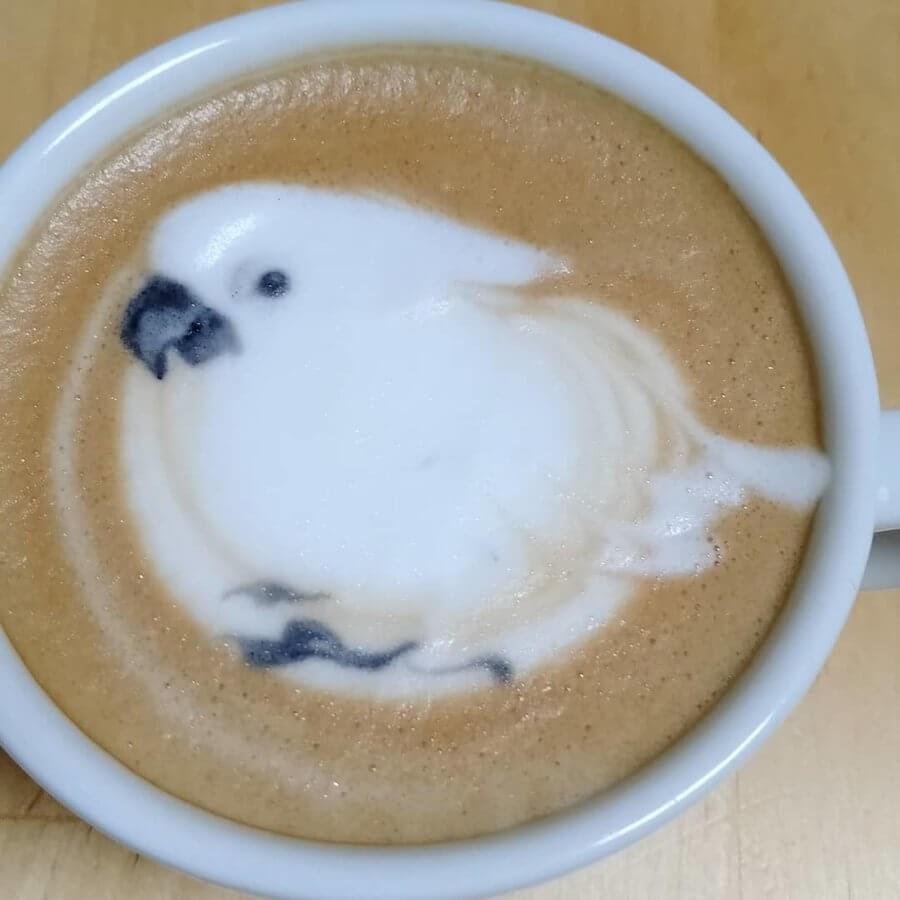 02-Mr-Kuu-Coffee-Food-Art-Animal-Art-www-designstack-co