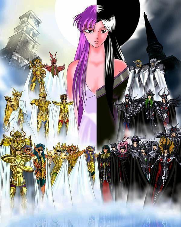 Saint Seiya-The Hades Chapter