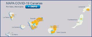 Información COVID-19 Canarias