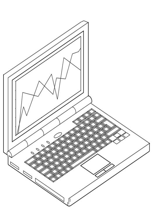 Насекомые, рисунок на ноутбуке