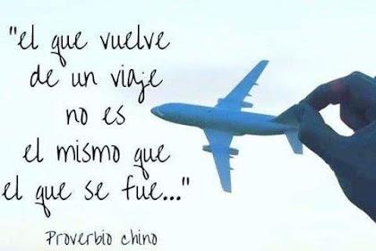 Frases Para Un Amor Que Se Va De Viaje