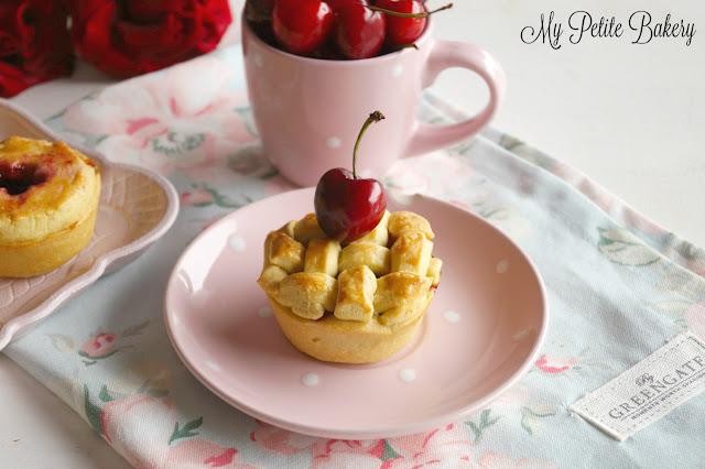 Mini Tartaletas de Cereza