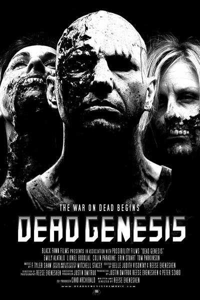 Dead Genesis DVDRip Subtitulos Español Latino Descargar 1 Link [2010]