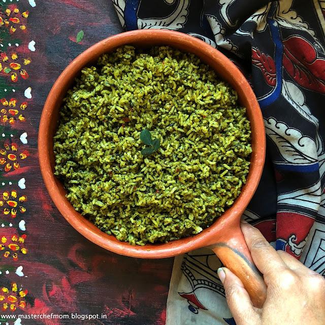 Mooligai Saadam | Herbal Pulav