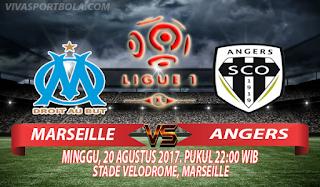 Prediksi Marseille vs Angers 20 Agustus 2017