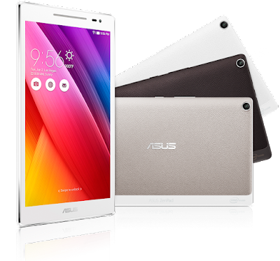 Asus ZenPad 8.0 Z380C Specifications - Inetversal