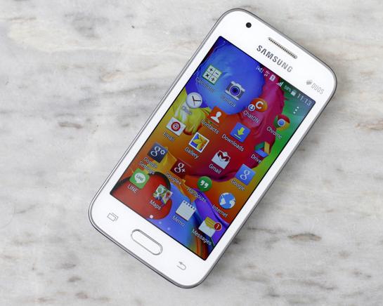 Spesifikasi dan Harga Samsung Galaxy V, Smartphone dengan Harga Terjangkau