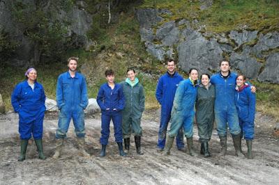 Archaeology Fieldschool 2012